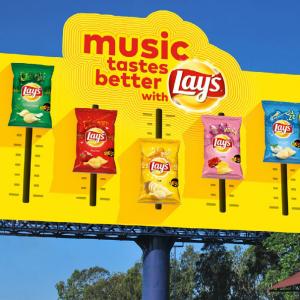 Промо кампания Lay's