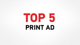 Лучшие креативные принты в рекламе